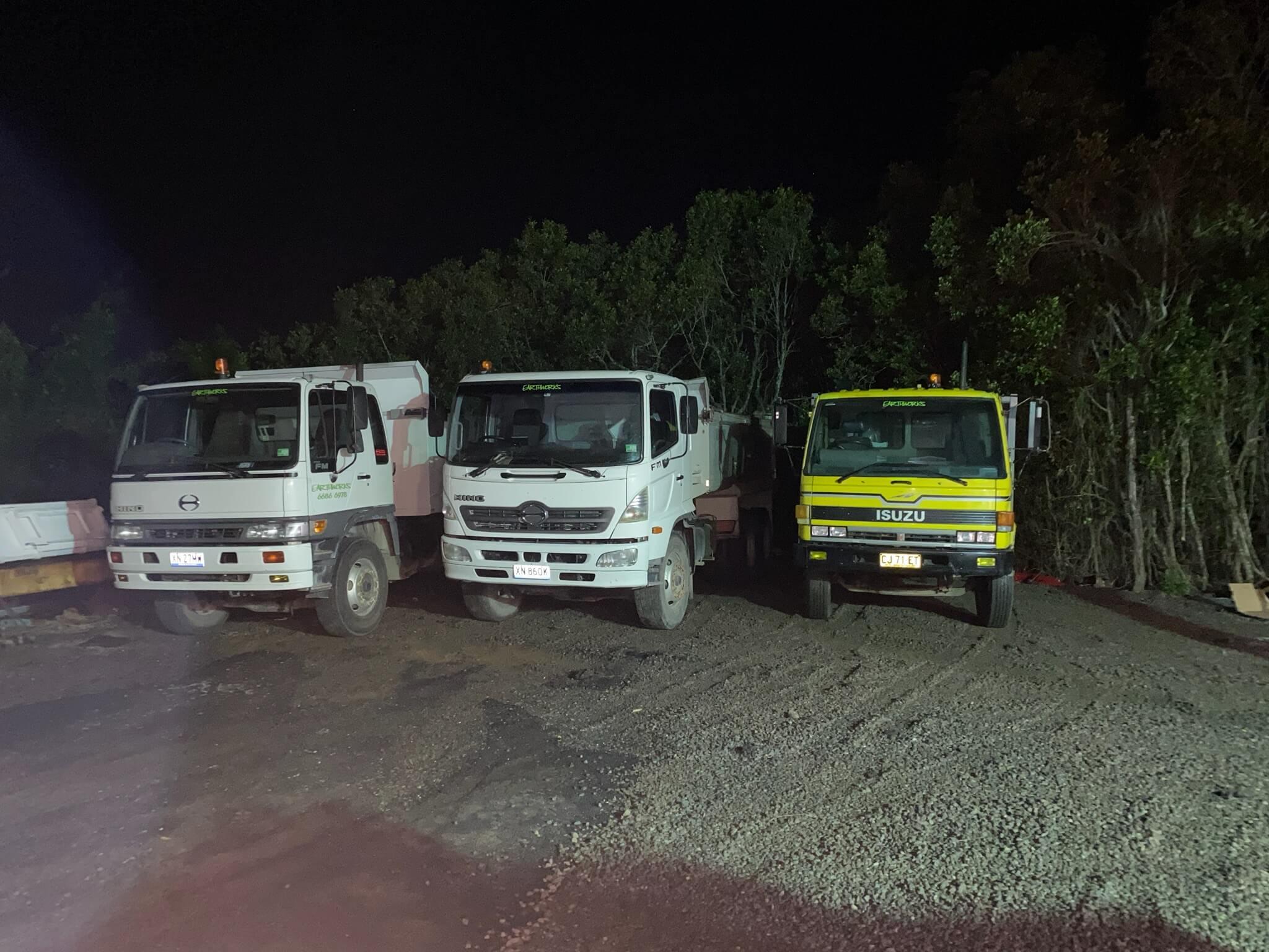 night trucks